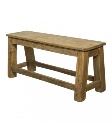 ORIGINAL OLD WOODEN BENCH
